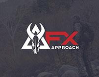 Approach FX Logo Design