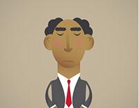 Guy Illustraion - Character design