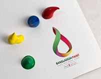 Bangladesh Paint Logo