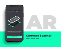 AR Currency Scanner