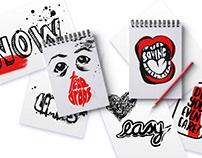 Graphic Music Video