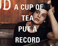Have A Cup Of Tea Put A Record On by Lachlan Bailey
