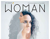 JET WOMAN/inflight magazin of Jet Airway's Women flyers