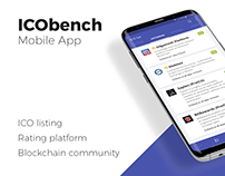 ICObench Mobile App