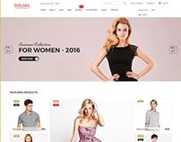 Jhilmil - eCommerce Bootstarp Template