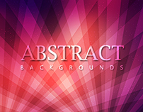 22 Abstract Shapes Backgrounds - $3