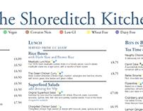 Shoreditch Kitchen- University Work- 2015/2016