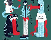 Illustration / Mister Monster