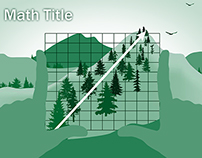 Middle School Math Title Slide Animation
