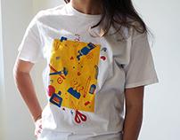Screenprinted Shirt