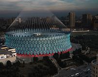 SKK Stadium for Baku 2015 European Games