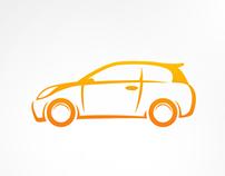 Sanjeev's Cars - Logo Design