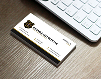 Business Cards for Reliable Security, LLC
