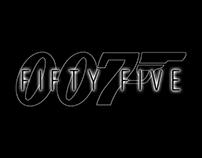 Fifty Five - Homenagem à Franquia 007