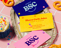 BSC: Home-baked Sweet Concoctions