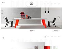 Сайт - магазин мебели