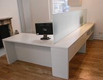 Portland Street Bespoke Office Furniture