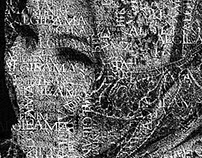 Transform a Face into a Powerful Text Portrait