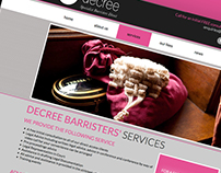 Decree Barristers - local legals website