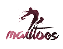 Brand & Logo Design | MadToes, Dance Club IIIT-Delhi