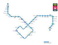 Downtown Line MRT(SG)