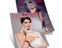 Revistas Bahia Noivas e Styllo Bahia