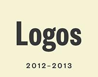 Sélection de logos (2012–2013)
