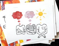 Airheads illustration series