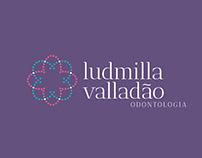 BRANDING • Ludmilla Valladão Odontologia