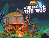 HOOTQUARTERS: wheels on the bus
