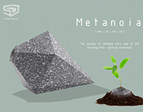 Metanoia Natural material and weaving