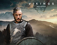Vikings Photo Compositing