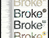 Broke* Limited Poster