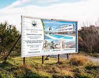 Hotel Billboard AD