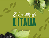 Degustando l' Italia Percorso enogastronomico