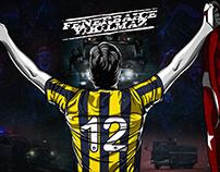 Fenerbahçe Yıkılmaz Illustration