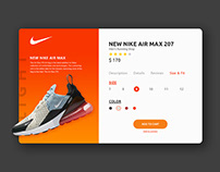 eCommerce Product Card #Daily UI 04