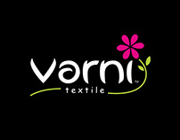 Logo Design For Varni Textile