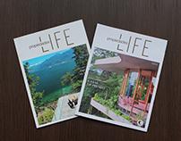 Revista Propiedades LIFE / Magazine