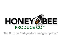 Honey Bee Produce Co. Web Design