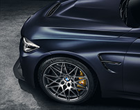 BMW /// M4 & M4 GTS facelift pictures series...