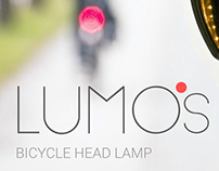 LUMOS - LED Bicycle Light