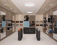 Store concept interior