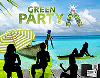 Green Party - Beck's Contest