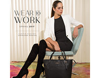 wear to work catalogue STUDIO F //