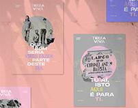 TERRA VIVA | Cultural City Brand