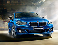 BMW 1 Series Launch in China (2017)