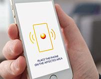 The Voltaren Emergency App