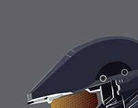 Master Chief Vector WIP (made for fun)