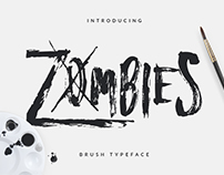 Zombies [Free Font]